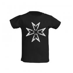 AlcoholicA A_Cross T-Shirt Junior