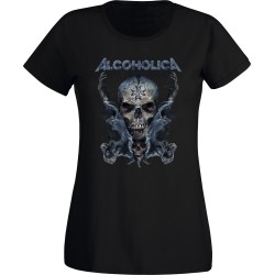 ALCOHOLICA Women Black